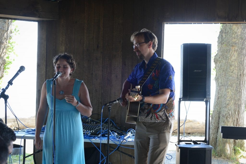 PepperJill & Jack wedding music